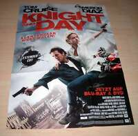 Filmposter A1 Neu Poster Knight and Day - Tom Cruise