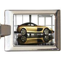 New Gold Car Keyring Keychain Key Ring Chain