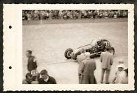 Original Photo 1951 INDIANAPOLIS 500  Johnny Tolam # 34