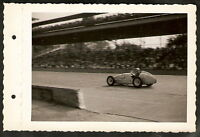 Original Photo 1951 INDIANAPOLIS 500 Johnny Parsons #3