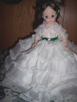 """Madame Alexander # 1590 Scarlett Gone With The Wind 14"""" Doll"""