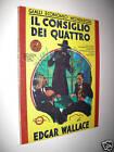 Edgar Wallace - Il consiglio dei quattro