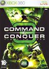 Videogame Command & Conquer 3 - Tiberium Wars XBOX360