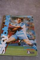 Coventry City V  Chelsea 15th Aug 1998