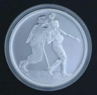 Silver Proof Coin 2004 Greek Olympics-Handball