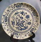Blue Onion Made in Japan ~ Chop Plate Rnd Platter