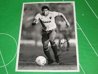 Watford John Barnes Signed Giant 1985 Press Photograph