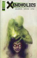 Xenoholics #1 Comic Book Alien Abduction - Image