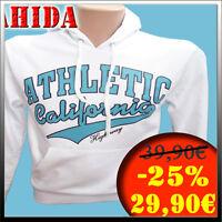 Pullover Sweatshirt Sweat-Jacke Polo Schwarz Herren Hoodie Zip S M L XL XXL NEU