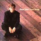 ELTON JOHN LOVE SONGS CD