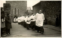 Conway. Funeral of Joseph Williams. Choirboys.
