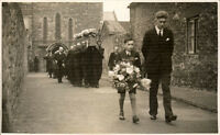 Conway. Funeral of Joseph Williams. Coffin Bearers.