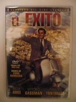 EL ÉXITO DVD ANOUK AIMÉE VITTORIO GASSMAN