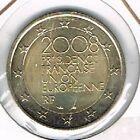 2 Euros de Francia del año 2008 (9) Presidencia Europea