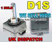 D1S HID Xenon 4300K Bulbs OEM Replacement OEM DIRECT FACTORY Phillips BMW Audi