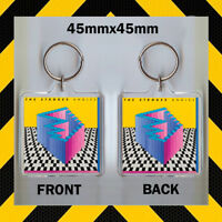 The Strokes - ANGLES - CD COVER KEYRING