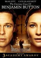 The Curious Case of Benjamin Button (DVD) Cate Blanchett, Brad Pitt