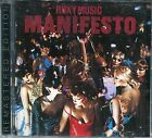 cd - roxy music - manifesto