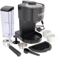 Judge Espresso and Cappuccino Maker Ground Coffee Or 44mm Pod - JEA29
