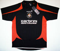 Luton Town Away Football Shirt Soccer Jersey Top Kit England *NEW*