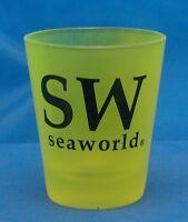SEAWORLD Souvenir Shot Glass Barware