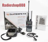 TG-K4AT UHF QUANSHENG 400-470MHz Radio + Earpiece