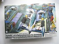 Cyber Formula GPX 1/24 Sugo Super Asurada AKF-11 Double One Model Kit Aoshima
