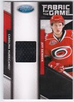 11-12 Panini Certified Fabric of the Game Jeff Skinner Jersey #/399