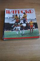 Watford V Bolton Wanderers 26th Oct 1982