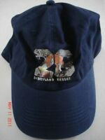 "Disney Navy Blue Adult Hat/Cap ""28 Disneyland Resort"" New"