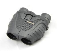 Visionking 8-20x25 Zoom Camping Hunting Travelling Black Binoculars Telescopes