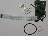 XBOX 360 TOSHIBA SAMSUNG DVD DRIVE TS-H943 DRIVE EJECT MECHANISM & DRIVE BELT