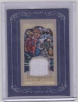 Bryan McCann 2012 Topps Gypsy Queen Mini Framed Jersey Relic White Swatch