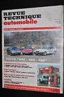 Revue technique automobile Volvo 440/460/480 n° 540