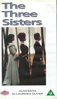THE THREE SISTERS - RARE LAURENCE OLIVIER - VHS VIDEO