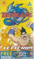 BEYBLADE VOL 5 LET IT RIP! - VHS VIDEO