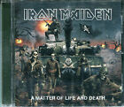 cd - iron maiden - a matter of life and death