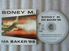 CD-BONEY.M-MA BAKER'99-REMIXED BY SASH-BMG-TOKAPI-BERLIN(CD SINGLE)-1999-2 TRACK