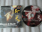 CD-GRIMME A THRILL-Feat MAXAYN and TURBO B-SNAP-(CD SINGLE)-2000-2 TRACK
