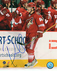Peter Mueller signed Phoenix Coyotes 8x10 photo autographed auto NHL PHX