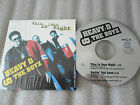 CD-HEAVY D & THE BOYZ-THIS IS YOUR NIGHT-NUTTIN'BUT LOVE(CD SINGLE)-1994-2 TRACK