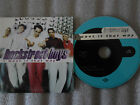 CD-BACKSTREET BOYS-I WANT IT THAT WAY-MY HEART STAYS WITH(CD SINGLE)1999-2 TRACK