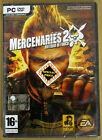 Videogame - Mercenaries 2 Inferno di Fuoco - PC