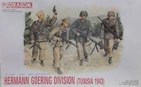Dragon 6036 HERMANN GÖERING DIVISION TUNISIA 1943 1:35 NEU-OVP