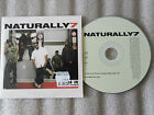 CD-NATURALLY 7-FEEL IT-IN THE AIR TONIGHT-COMFORT YOU--(CD SINGLE)2006-2TRACK