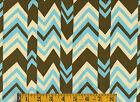 Geometric Stripe 100% Cotton Amy Butler Home Decor Fabric FAT QUARTER #915