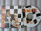 CD-ROXETTE-SLEEPING IN MY CAR-THE LOOK-ALBUM CRASH BOOM BANG(CD SINGLE)94-2TRACK