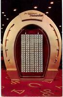Joe W. Brown's Horseshoe Casino Vintage 1950s Las Vegas Million Dollars Postcard