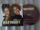 CD-MARY MARY-SHACKLES-PRAISE YOU-MAURICE'S RADIO MIX-ALBUM-(CD SINGLE)00-2 TRACK