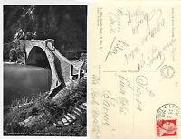 Lanzo Torinese - Il leggendario Ponte del Diavolo ANNO 1938 (S-L 001)